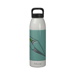 Dentro de la botella de la hidración del alcance botella de beber