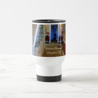 Dentro de la mansión de Pettibone Tazas De Café