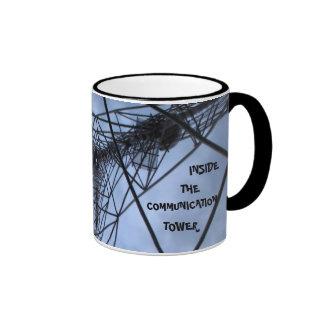 DENTRO DE LA TORRE DE COMUNICACIÓN - 1 TAZAS DE CAFÉ