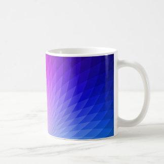 Dentro del arco iris taza de café