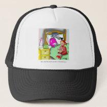 Denture Cartoon 9394 Trucker Hat