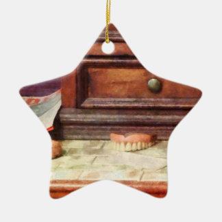 Dentures Ceramic Ornament
