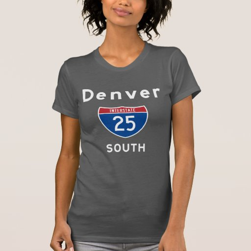 Denver 25 camisetas