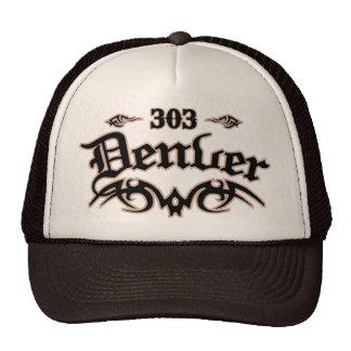 Denver 303 gorras