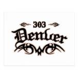 Denver 303 postal