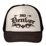 Denver 303 trucker hats