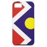 denver american city flag case iPhone 5 cover