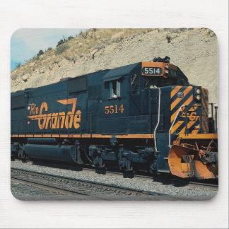 Denver and Rio Grande Western, EMD SD-50 Mouse Pad