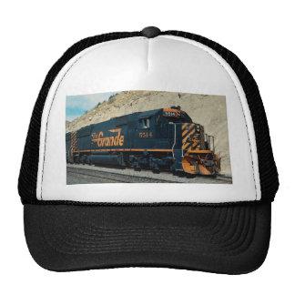 Denver and Rio Grande Western EMD SD-50 No. 5514, Trucker Hat
