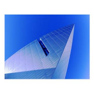 Denver Art Museum - Frederic C. Hamilton Building Postcard