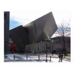 Denver Art Museum Post Card