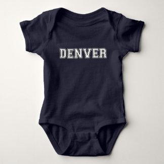 Denver Body Para Bebé