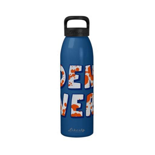 Denver Botellas De Agua Reutilizables