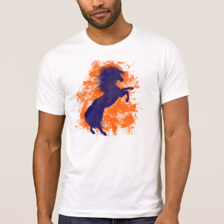 Denver Bucking Broncos Horse T-Shirt