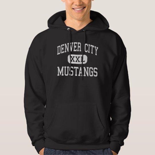 Denver City - Mustangs - Junior - Denver City Hoodie
