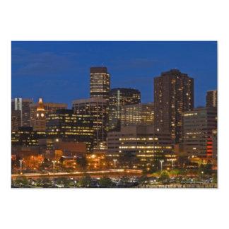 Denver Cityscape Card