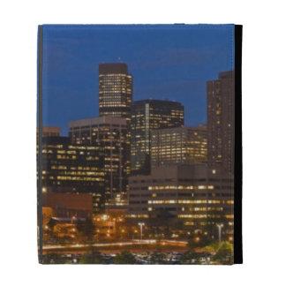 Denver Cityscape iPad Folio Covers