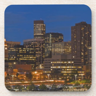 Denver Cityscape Coaster