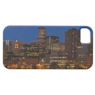 Denver Cityscape iPhone SE/5/5s Case