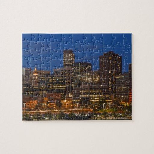 Denver Cityscape Jigsaw Puzzles