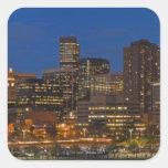 Denver Cityscape Stickers