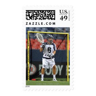 DENVER, CO - 11 DE JUNIO: Joey Kemp #6 Sello Postal