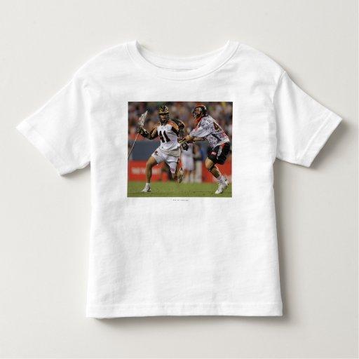 DENVER, CO - 16 DE JULIO:  Jordania Levine #41 4 Tshirts