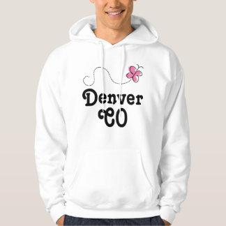Denver CO Gift Hooded Pullover
