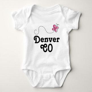 Denver CO Gift Tee Shirt