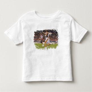 DENVER, CO - JULY 16:  Dan Groot #8 2 Tee Shirt