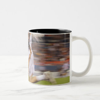 DENVER, CO - JULY 16:  Dan Groot #8 2 Two-Tone Coffee Mug