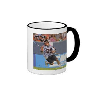 DENVER, CO - JULY 16:  Dillon Roy #91 Ringer Mug