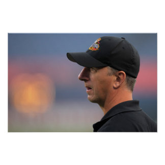 DENVER, CO - JULY 16:  Head coach Tim Soudan Posters