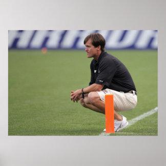 DENVER, CO - JULY 16:  Head coach Tom Slate 2 Poster