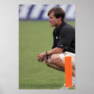 DENVER, CO - JULY 16:  Head coach Tom Slate Poster
