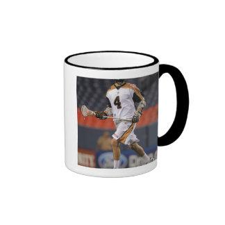 DENVER, CO - JULY 16:  Jeff Colburn #4 Ringer Mug