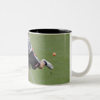 DENVER, CO - JULY 16:  Joel White #11 Two-Tone Coffee Mug