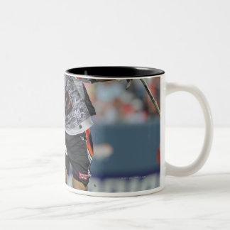 DENVER, CO - JULY 16:  Max Seibald #42 2 Two-Tone Coffee Mug