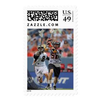 DENVER, CO - JULY 16:  Peet Poillon #57 Stamp