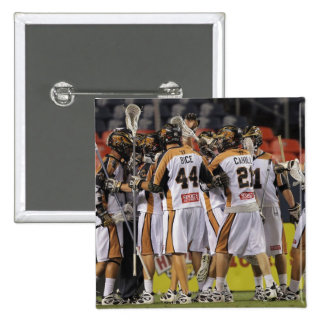 DENVER, CO - JULY 16:  The Rochester Rattlers 2 Inch Square Button