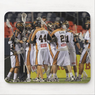 DENVER, CO - JULY 16:  The Rochester Rattlers 2 Mouse Pad
