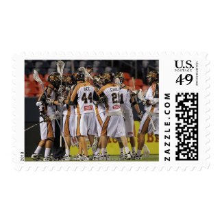 DENVER, CO - JULY 16:  The Rochester Rattlers 2 Postage Stamp