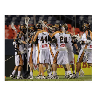 DENVER, CO - JULY 16:  The Rochester Rattlers 2 Postcard