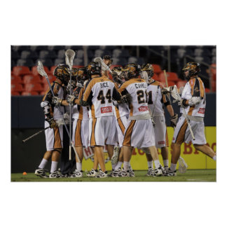 DENVER, CO - JULY 16:  The Rochester Rattlers Poster