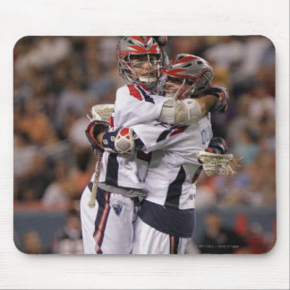 DENVER, CO - JULY 30:  Brad Ross #10 and Max 2 Mouse Pad