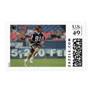DENVER, CO - JULY 30:  Dillon Roy #91 2 Postage Stamp