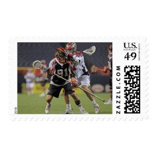 DENVER, CO - JULY 30:  Dillon Roy #91 Postage Stamp