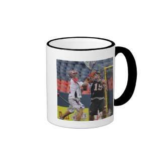 DENVER, CO - JULY 30:  Goalie Jesse Schartzman Ringer Mug