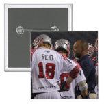 DENVER, CO - JULY 30:  Head coach Bill Daye (2R) Buttons