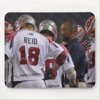 DENVER, CO - JULY 30:  Head coach Bill Daye (2R) Mouse Pad